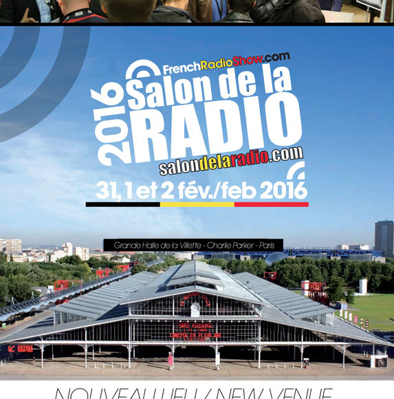 Salon de la Radio 2016 French Radio Show