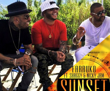 Farruko – Sunset ft. Shaggy, Nicky Jam