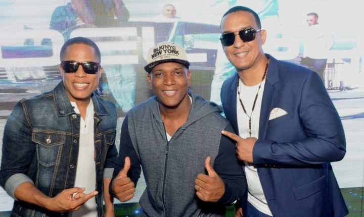Willy Garcia, Chiquito Team Band y Jochy Santos 3 Grandes