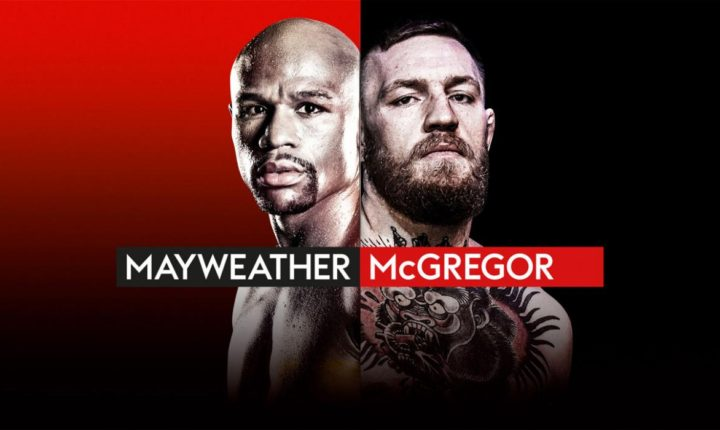 Mayweather vs McGregor Combate en vivo